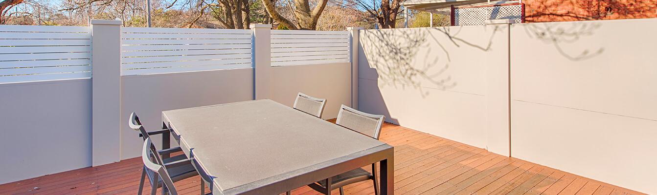 Canberra Residential Boundary Walls | ModularWalls