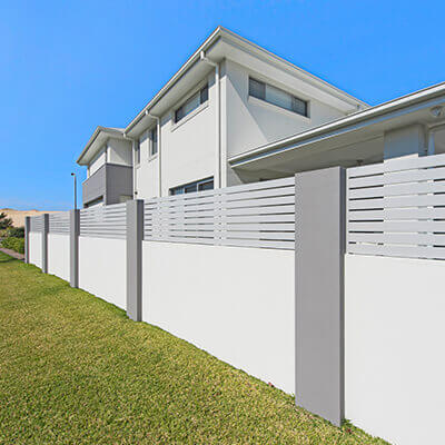 Residential Boundary Walls Fences Modularwalls