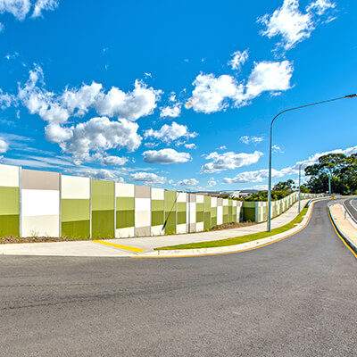 Noise Reduction Walls & Acoustic Fencing | ModularWalls