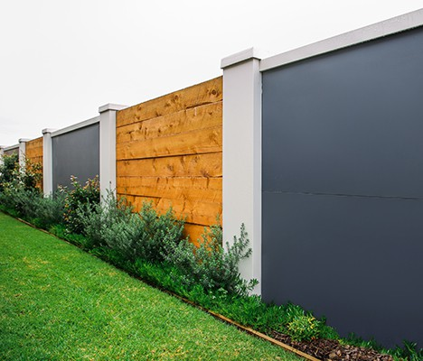 Premium Residential Noise Barrier Systems | ModularWalls