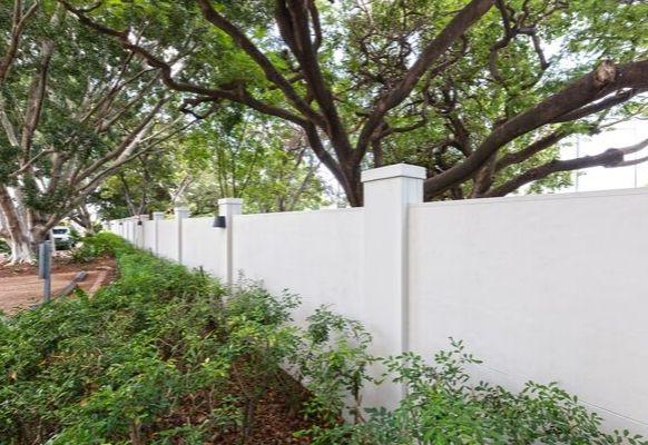 EstateWall Delivers Brick Alternative Wall for Brett's Wharf | ModularWalls