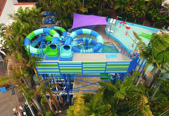 AcoustiSorb Noise COntrol Solution for North Star Holiday Park | ModularWalls