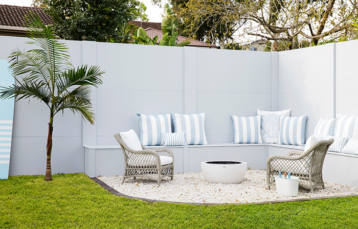 Three Birds Renovations - VogueWall Privacy Screen Chosen for House 11 | ModularWalls