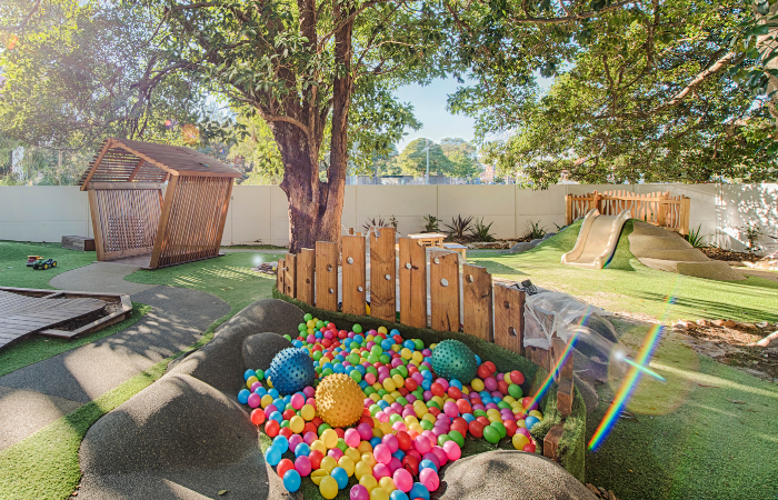 Create the best Kids' backyard play area