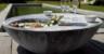 Parterre - Zinc Cool Table by Domani