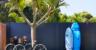 VogueWall - The Designory Byron Bay Villa - Flush post tops