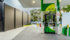 BP Willoughby site upgrade with an AcoustiMax noise reducing wall