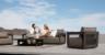 Harbour Outdoor - Laguna 3 Seat Sofa