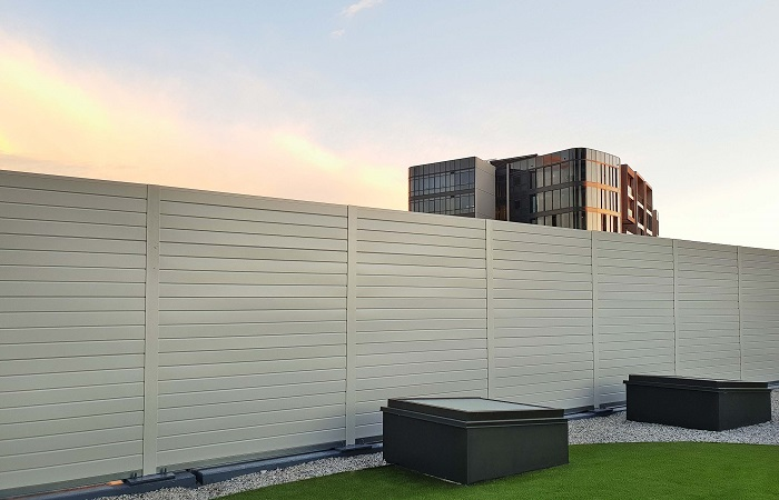 AcoustiSorb HVAC Noise Control For Billbergia Apartments | ModularWalls