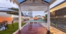 SlimWall™ Modern Pool Fence For New Pool Area Design | ModularWalls