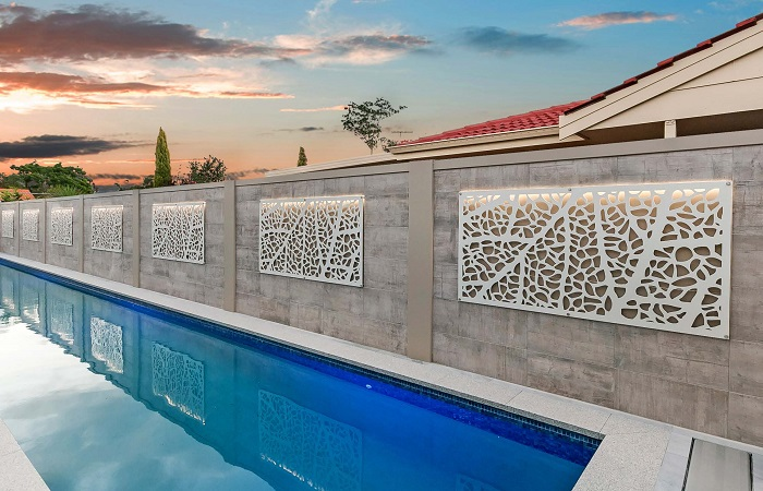 Decorative Fence Panels - Design Trends | ModularWalls