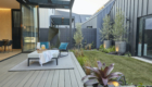 The Block Houses #makeitmodular In Back Yard Reveals - House 3 | ModularWalls