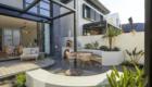 The Block Houses #makeitmodular In Back Yard Reveals - House 4 | ModularWalls