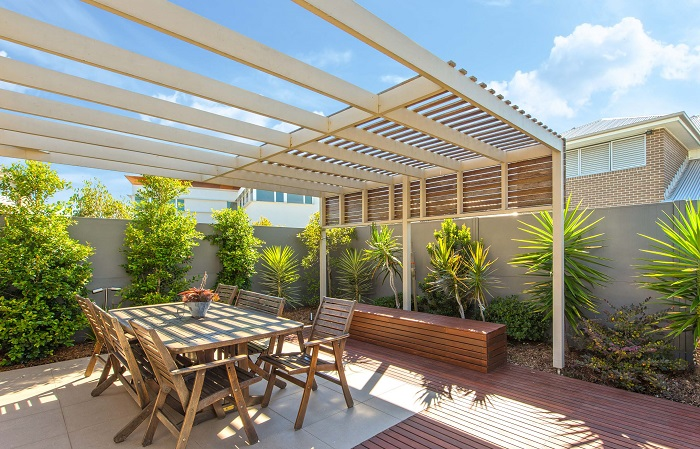 DIY Ideas – How To Build a Pergola | ModularWalls