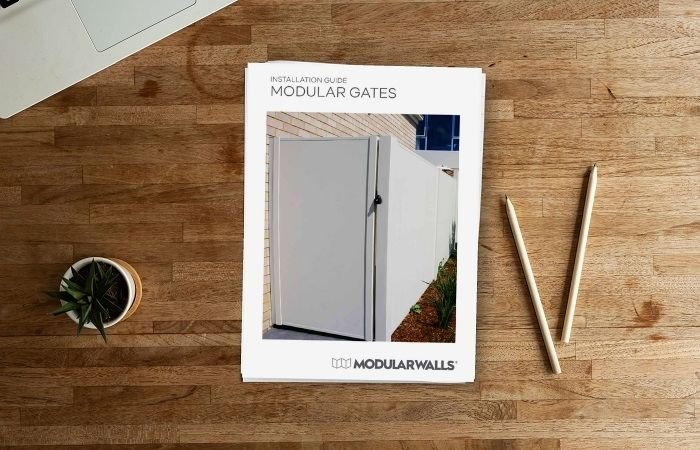 DIY Ideas – Download Our Gate Installation Guide | ModularWalls