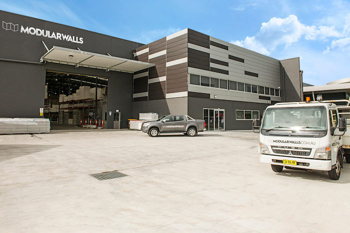 ModularWalls Head Office & Manufacturing Plant - Kurnell, NSW | ModularWalls