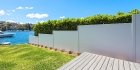 Fencing Solutions for Coastal Homes - Residential Waterfront Boundary | ModularWalls
