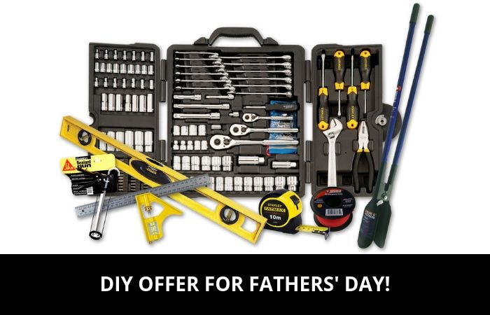 DIY OFFER FOR FATHERS' DAY | ModularWalls