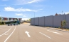 AcoustiMax® Acoustic Barrier for Perth City Link Bus Depot | ModularWalls