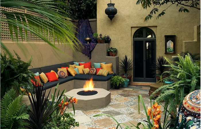 Tips Amp Ideas For Transforming Your Courtyard Modularwalls