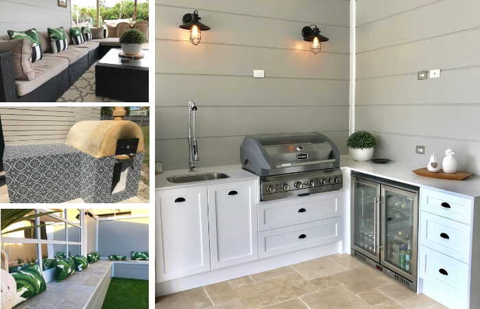 Diy Ideas How To Build An Outdoor Kitchen Modularwalls