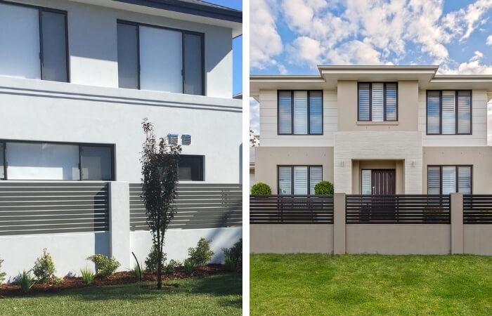Modular Walls Vs Brick Walls - Fencing Comparisons