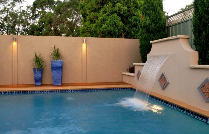 Outdoor Pool Area Designs | ModularWalls
