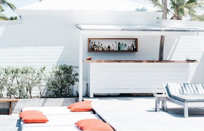 swim up pool bar designs diy