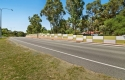 SlimWall Acoustic Wall for Shared Pathway in Perth, WA | ModularWalls