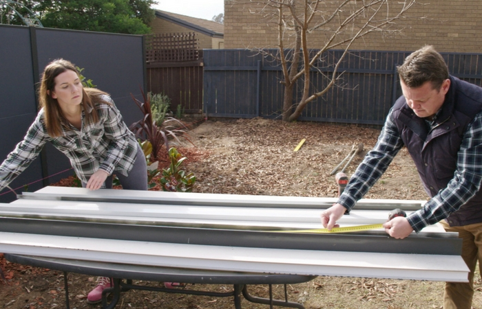 DIY Installation with SlimWall Boundary Fence | ModularWalls