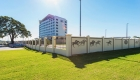 A Work of Art for Warwick Farm Racecourse Security Wall | ModularWalls