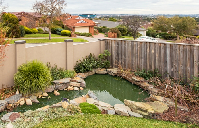Natural Water Feature Ideas | ModularWalls