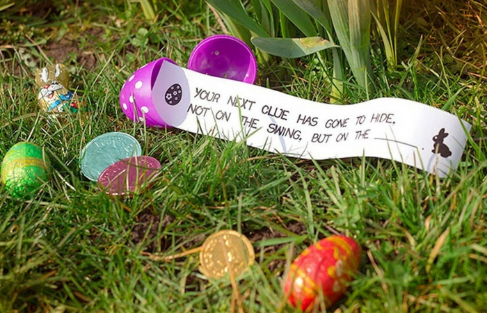 20 Backyard Easter Egg Hunt Ideas | ModularWalls