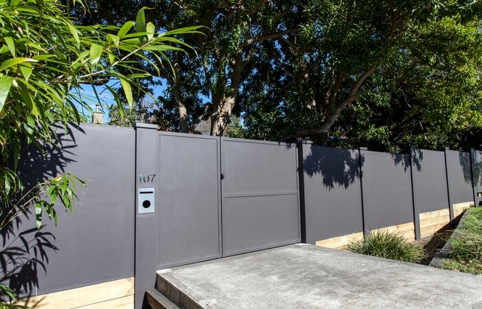 Boundary Walls and Gates | ModularWalls