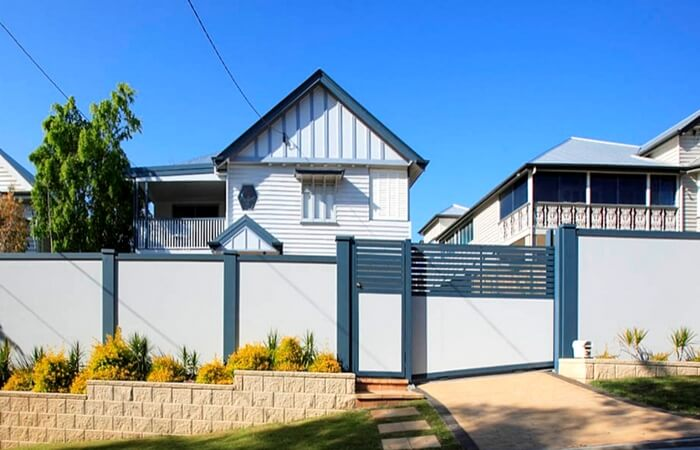 Match Your Fence Or Wall With A Modular Gate Kit | ModularWalls