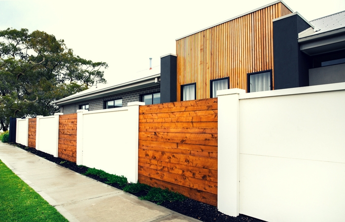 Feature walls & cladding boosts street appeal | ModularWalls