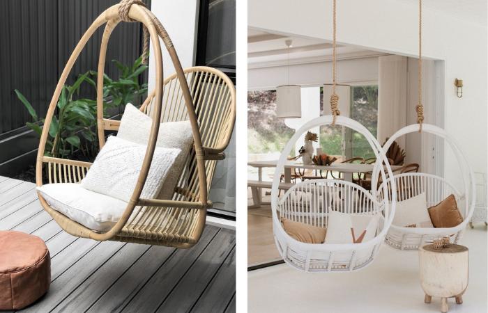 The Hemmingway - Byron Bay Hanging Chairs