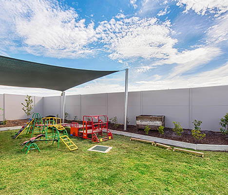 Childcare acoustic fencing | ModularWalls