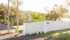 Three Birds Renovations House 13 - Driveway entry using EstateWall and stone cladding