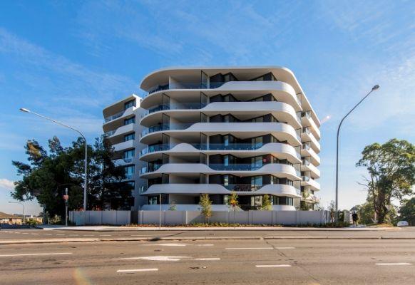 EstateWall Chosen for Globuild's Infinity Cove Luxury Apartments | ModularWalls