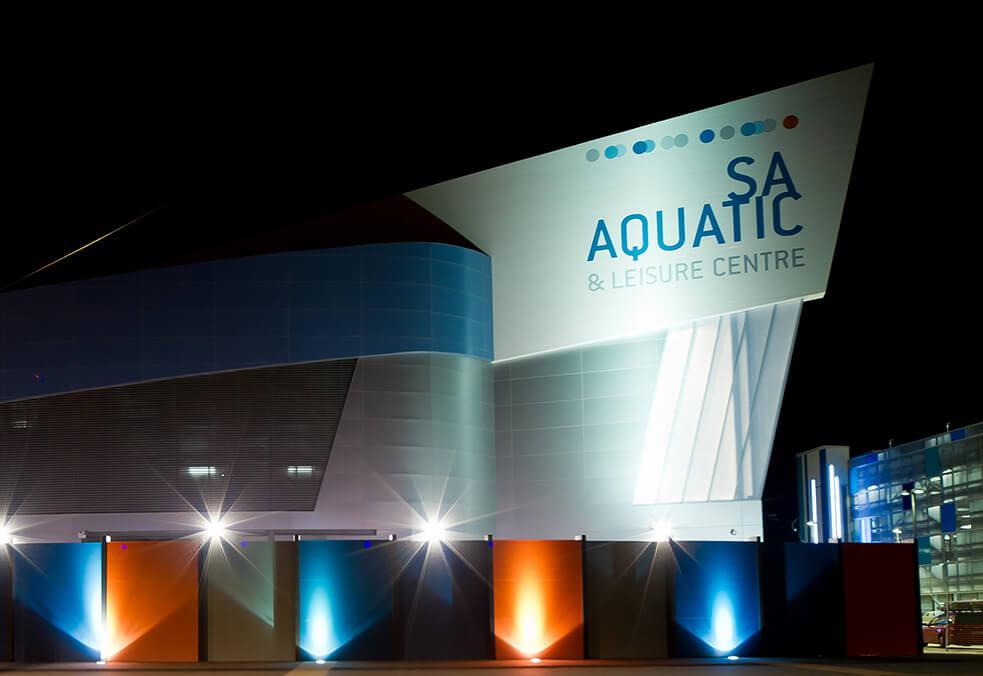SA Aquatic Centre, SA