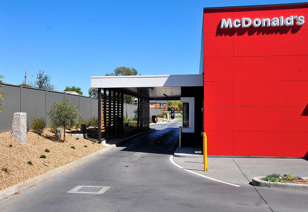 McDonalds Sandgate, QLD