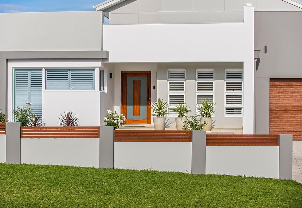 Residential Front Walls | ModularWalls
