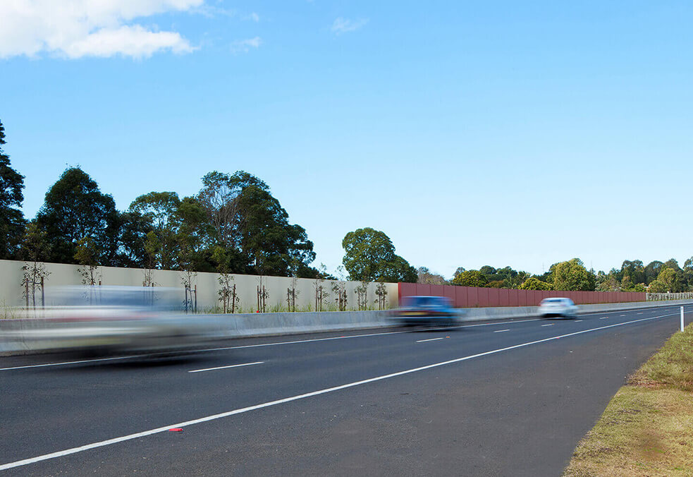 GuardianWall for Ballina Bypass, NSW