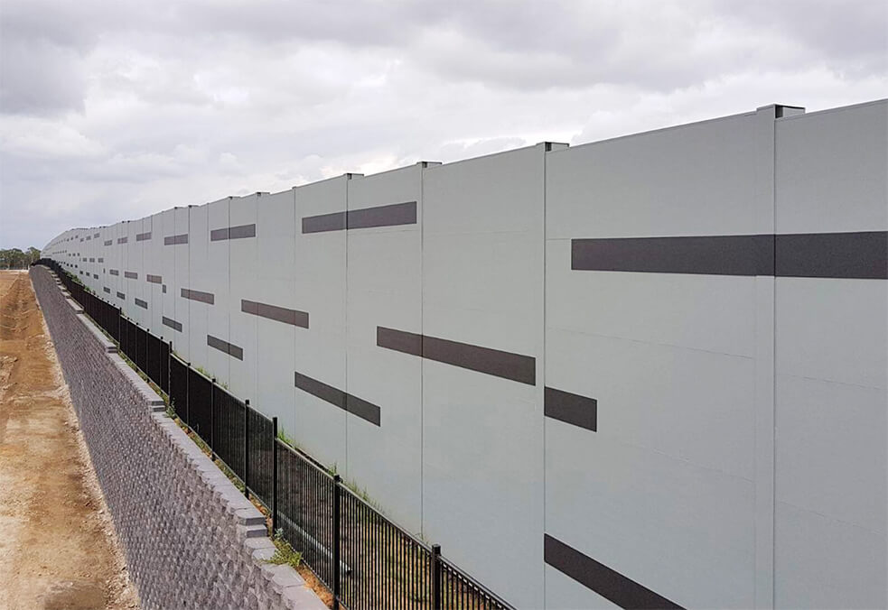 GuardianWall for Costco Headquarters, Kemps Creek, NSW