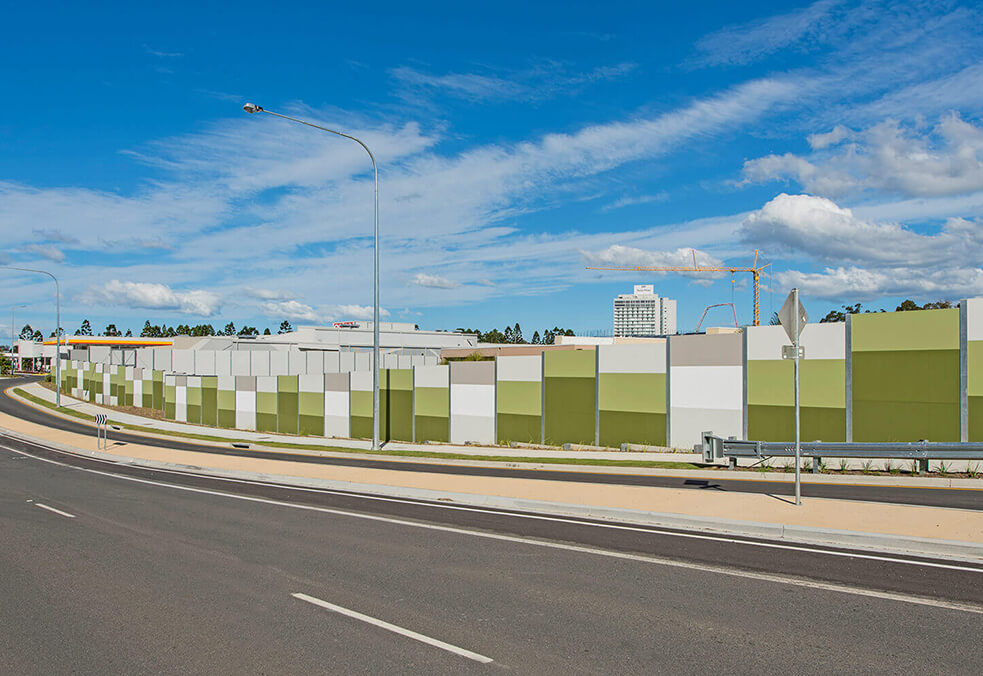 Loading Dock project, Coles Ashmore, QLD