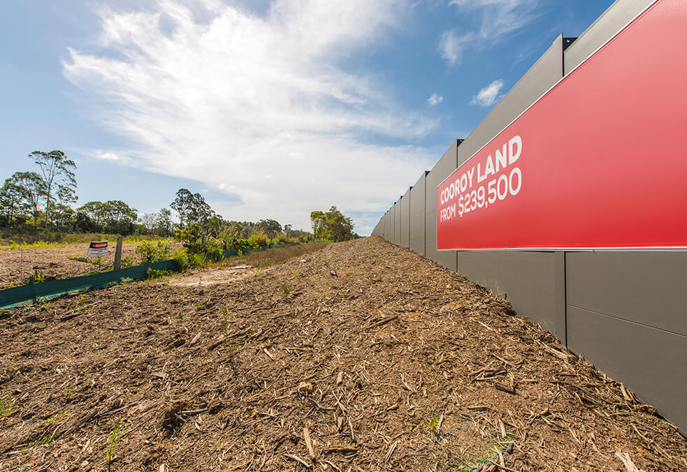 Development in Cooroy, QLD