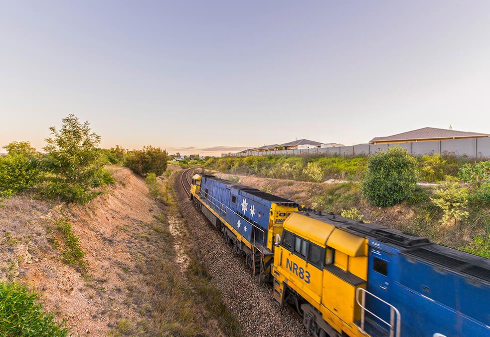 Commercial Rail Walls | ModularWalls