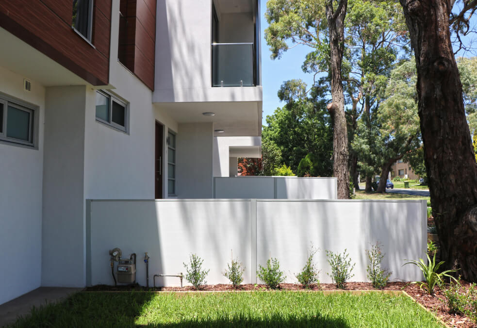 Residential Townhouse Dividing Walls | ModularWalls