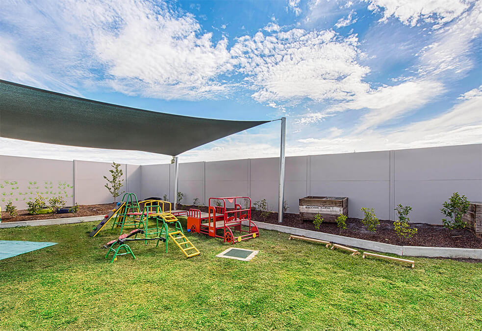SlimWall for Maddingley Child Care Centre, Bacchus Marsh, VIC
